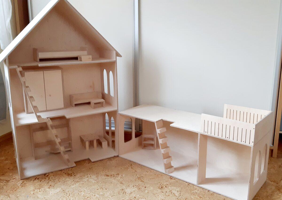 Leļļu māja #4